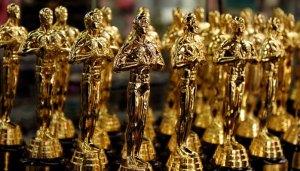 Academy Awards Oscar statue
